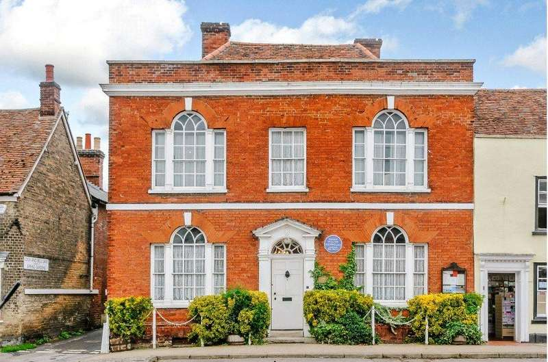 3 Bedrooms End Of Terrace House for sale in Hall Street, Long Melford, Sudbury, Suffolk, CO10