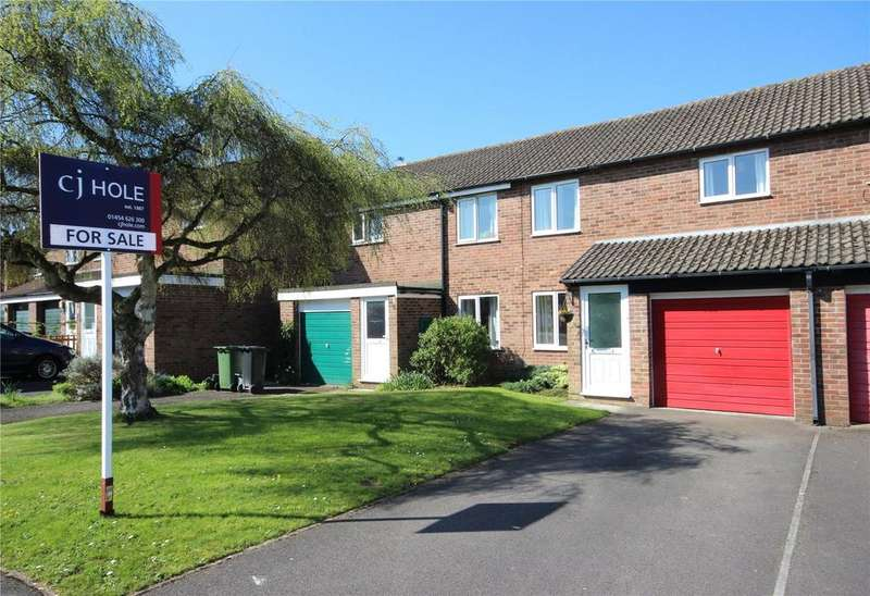 3 Bedrooms Terraced House for sale in Charles Avenue, Stoke Gifford, Bristol, BS34