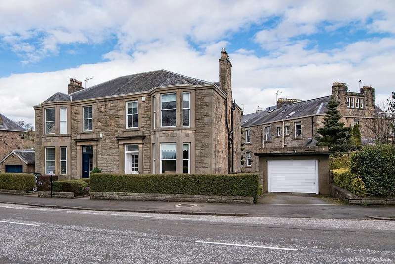 5 Bedrooms Semi Detached House for sale in Queens Road, Stirling, FK8 2QY