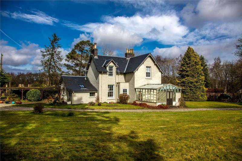 4 Bedrooms Unique Property for sale in Station House, Buchlyvie, Stirling, FK8