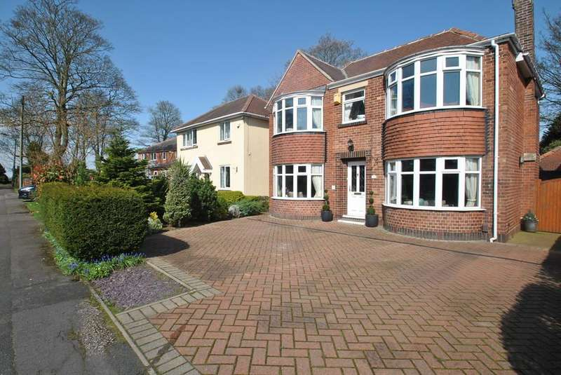 4 Bedrooms Detached House for sale in Park Avenue, Sprotbrough, DN5 7LW
