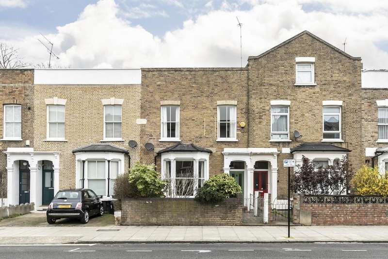 4 Bedrooms Terraced House for sale in Brooke Road, London, E5
