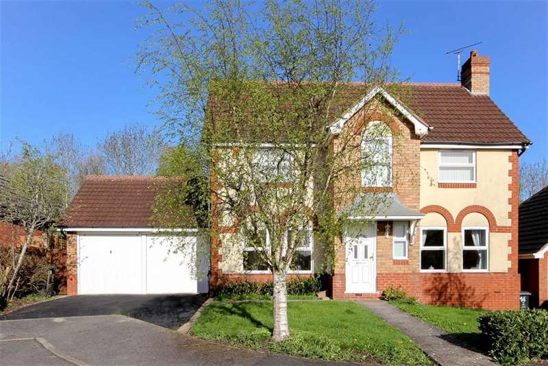 4 Bedrooms Detached House for sale in Tower Road, Peatmoor, Swindon
