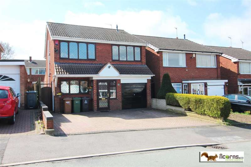 5 Bedrooms Detached House for sale in Falmouth Road, Walsall
