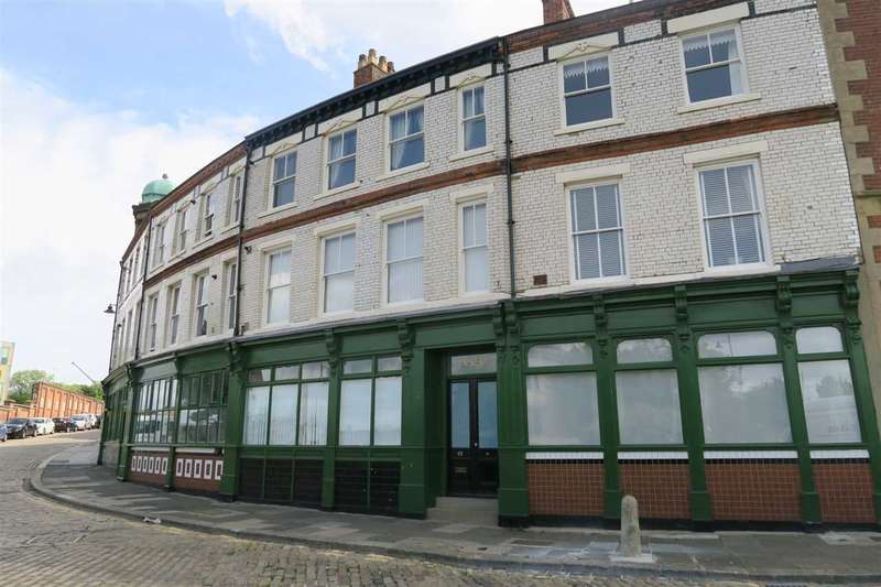 2 Bedrooms Apartment Flat for sale in The Quadrant, Mill Dam, South Shields