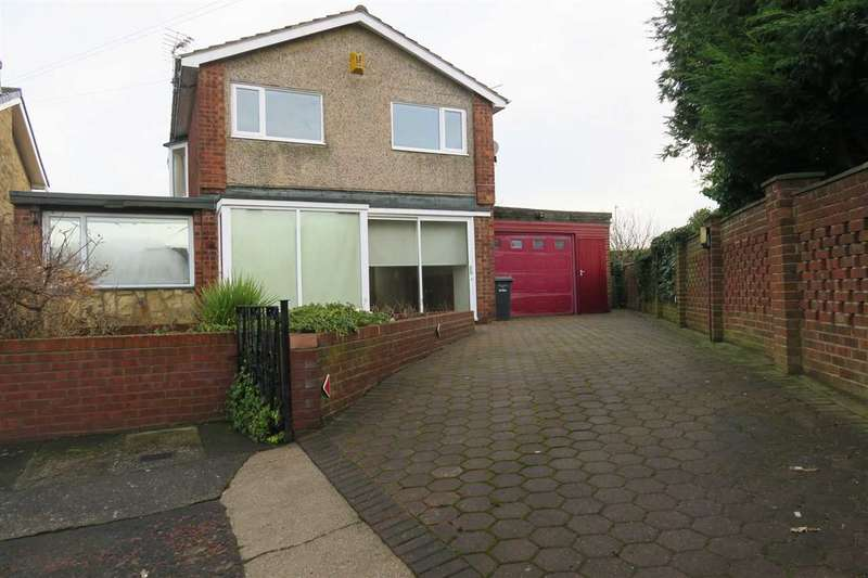 3 Bedrooms Detached House for sale in Wylam Close, South Shields