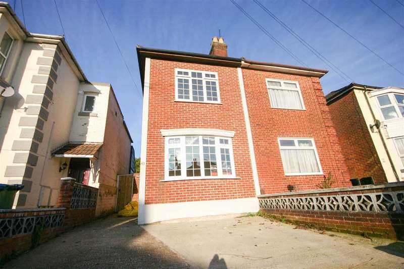2 Bedrooms Semi Detached House for sale in Waterloo Road, Southampton