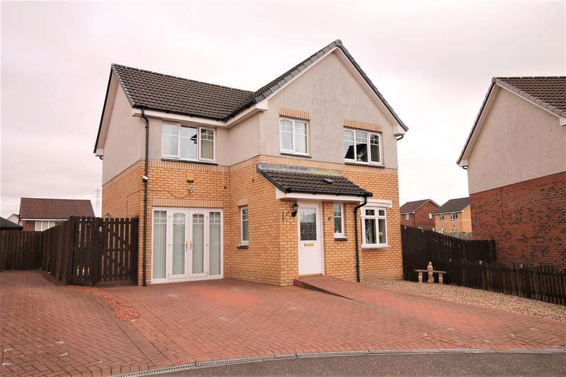 4 Bedrooms Detached House for sale in Ardmore Crescent, Airdrie