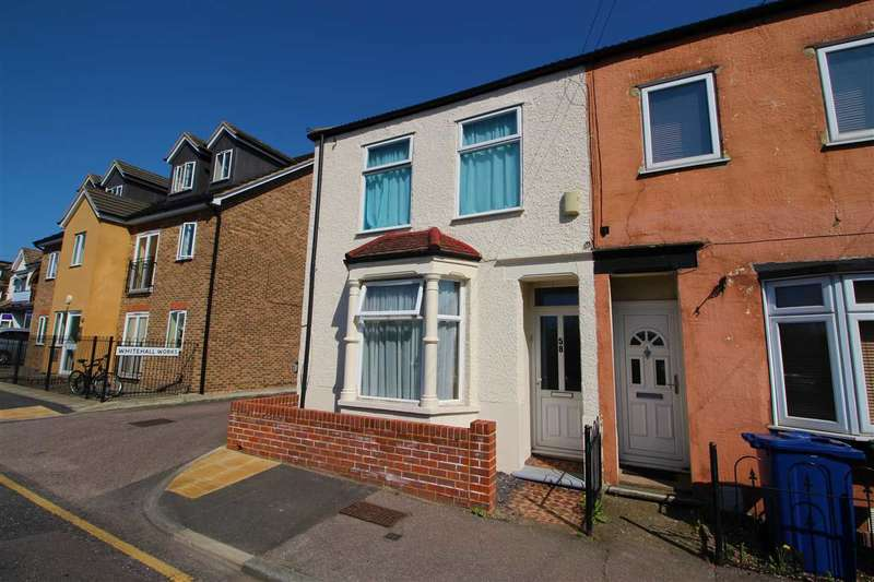 3 Bedrooms End Of Terrace House for sale in Whitehall Lane, Grays