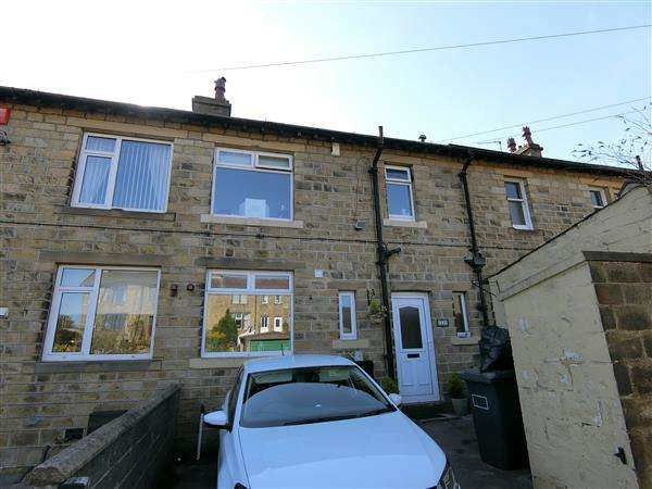 3 Bedrooms Terraced House for sale in Grasmere Road, Huddersfield