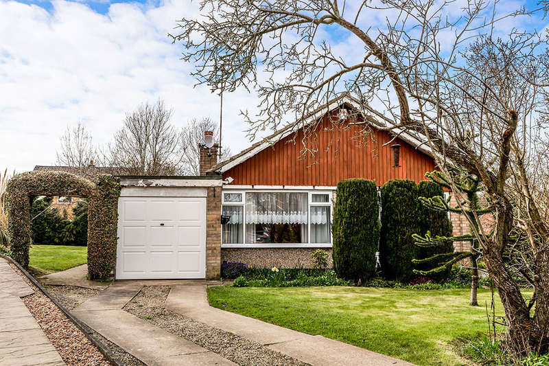 3 Bedrooms Detached Bungalow for sale in Arthursdale Close, Scholes, Leeds, LS15