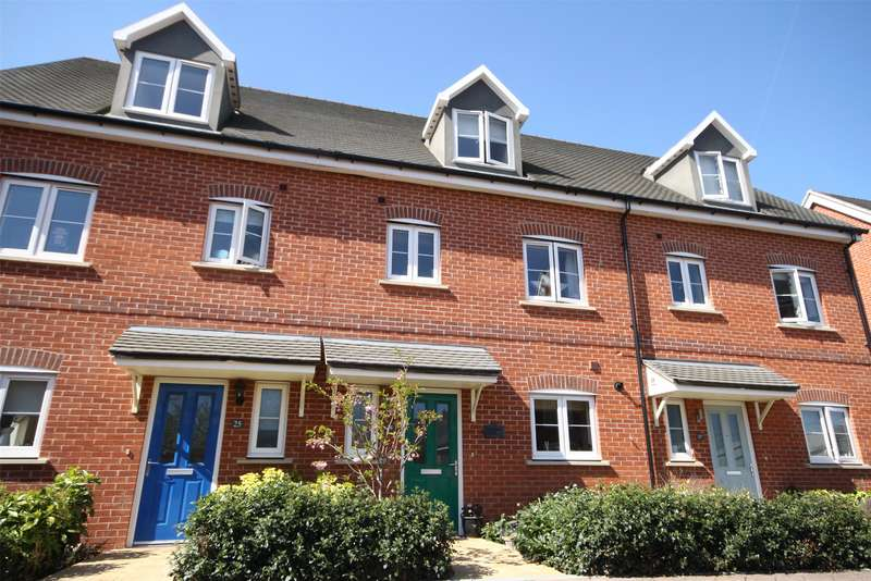 4 Bedrooms Town House for sale in Vincent Gardens, Dorking, Surrey, RH4