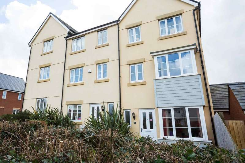 4 Bedrooms Terraced House for sale in Mead Cross, Cranbrook EX5