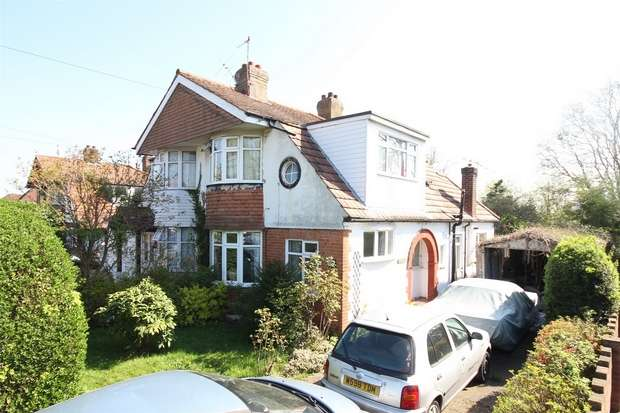 3 Bedrooms Semi Detached House for sale in Long Lane, Hillingdon, Middlesex