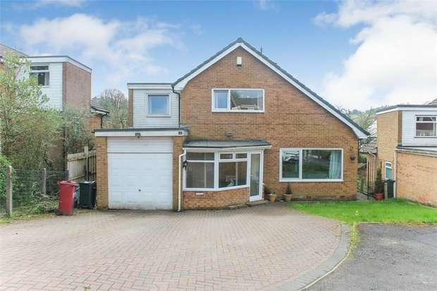 4 Bedrooms Detached House for sale in Woodcrest, Wilpshire, Blackburn, Lancashire