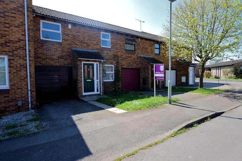 2 Bedrooms Terraced House for sale in Sellafield Way, Lower Earley, Reading, RG6
