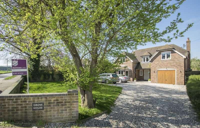 4 Bedrooms Detached House for sale in Bessel's Way, Blewbury, Didcot, OX11