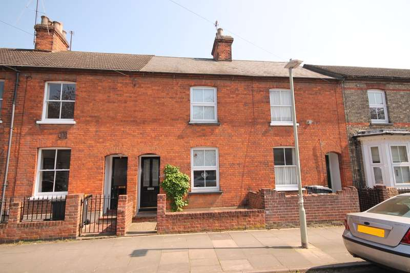 2 Bedrooms Terraced House for sale in Howbury Street, Bedford, MK40