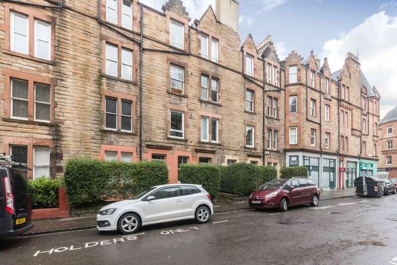 1 Bedroom Flat for sale in Temple Park Crescent, Edinburgh, EH11 1HT