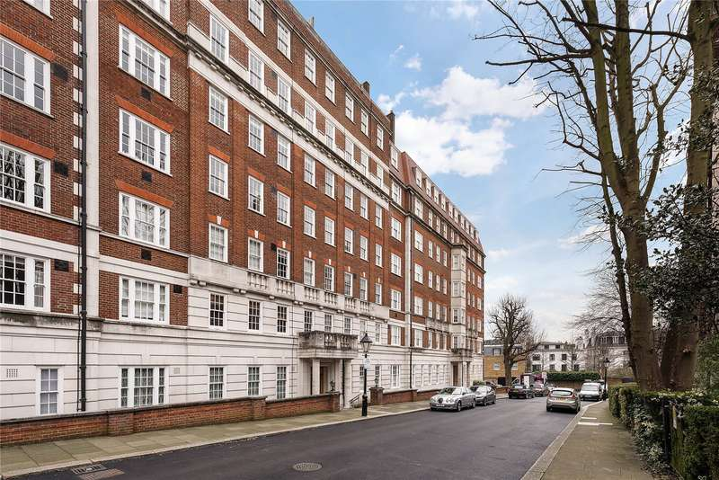 3 Bedrooms Flat for sale in Duchess Of Bedford House, Duchess Of Bedfords Walk, London, W8