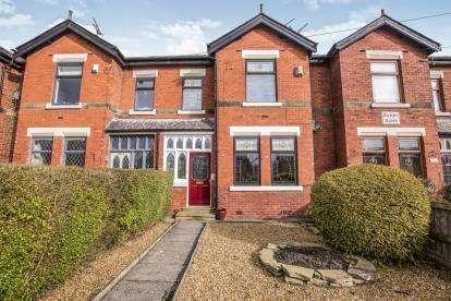4 Bedrooms Terraced House for sale in Preston Road, Grimsargh, Preston, Lancashire, PR2