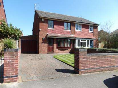 3 Bedrooms Semi Detached House for sale in Rendal Close, Liverpool, L5