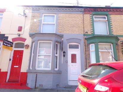 5 Bedrooms Terraced House for sale in Parton Street, Liverpool, Merseyside, England, L6