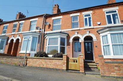 3 Bedrooms Terraced House for sale in Dryden Road, Wellingborough, Northamptonshire