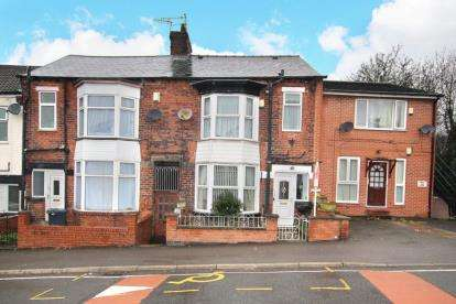 2 Bedrooms Terraced House for sale in Hinde House Lane, Sheffield, South Yorkshire