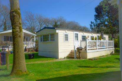 House for sale in Wizard Country Park, Bradford Lane, Nether Alderley, Cheshire
