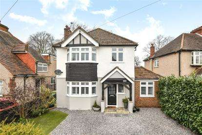 5 Bedrooms Detached House for sale in Whitehall Road, Bromley