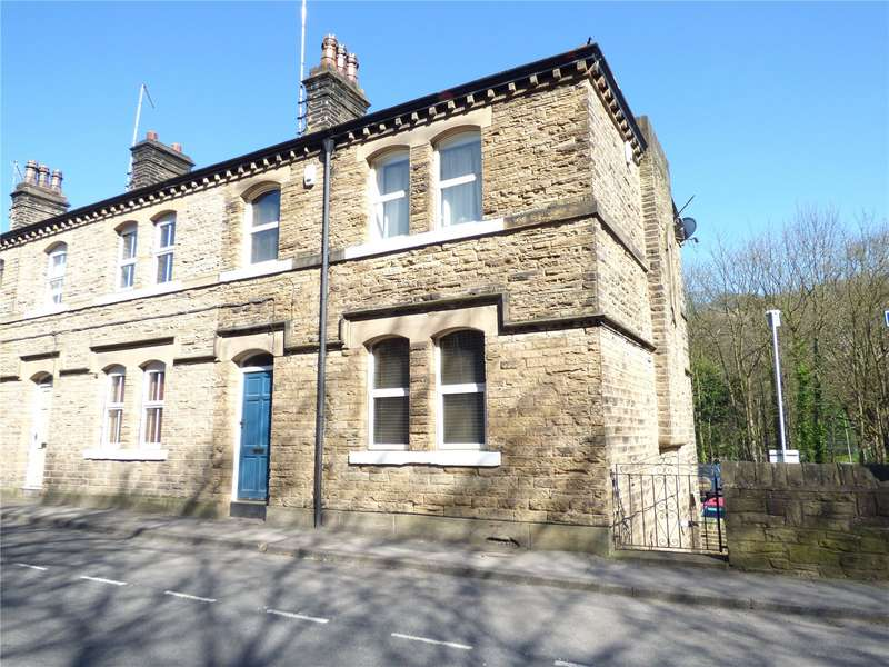 4 Bedrooms Terraced House for sale in Huddersfield Road, Holmfirth, HD9