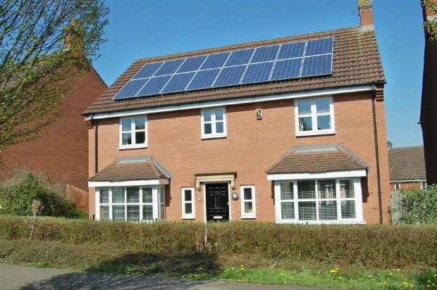 4 Bedrooms Detached House for sale in Edgehill Drive, Daventry, Northamptonshire NN11 0WG