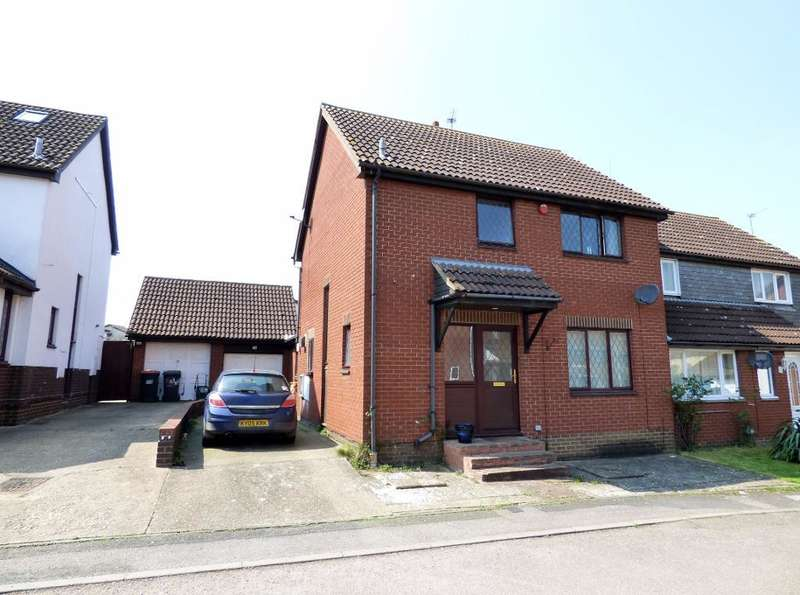 3 Bedrooms Semi Detached House for sale in Cannock Chase, Bedford, MK41 0QH