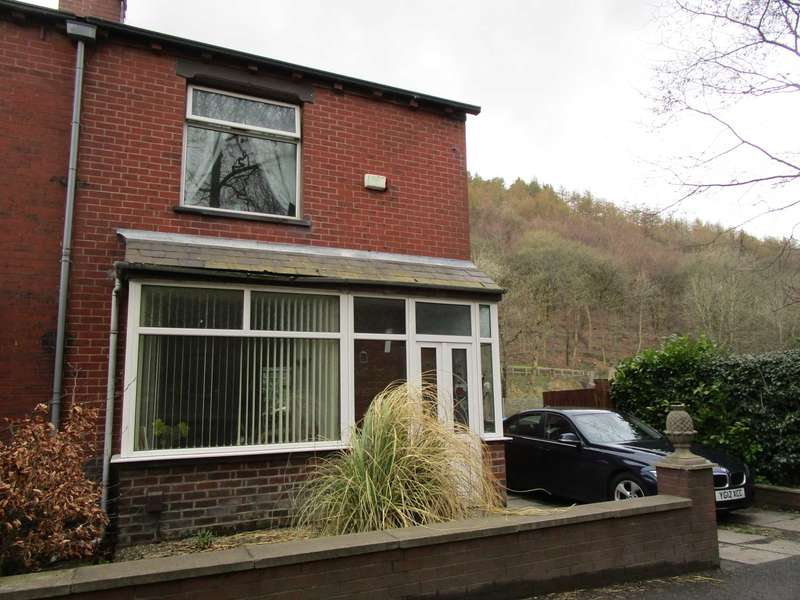 2 Bedrooms Semi Detached House for sale in Milnrow Road, Shaw