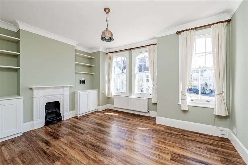 2 Bedrooms Flat for sale in Cranbury Road, Fulham, London, SW6