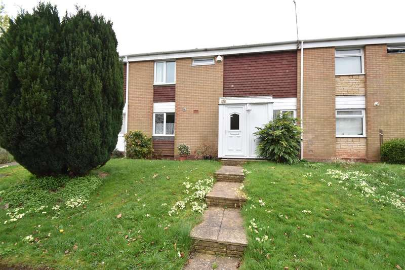 3 Bedrooms Terraced House for sale in Ploughmans Way, Droitwich