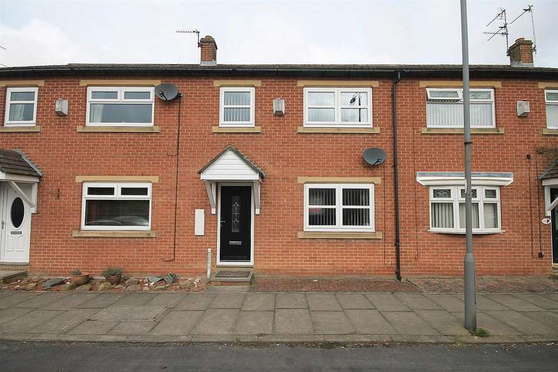 2 Bedrooms Terraced House for sale in Hamilton Row, Waterhouses, Durham
