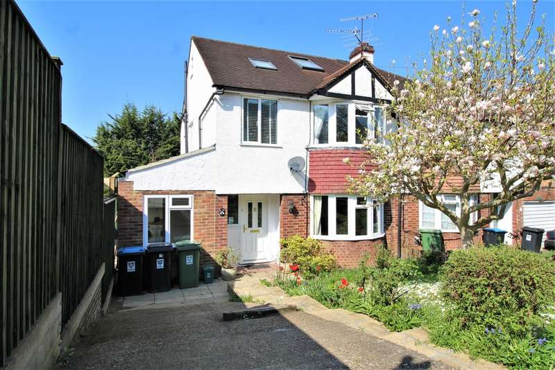 4 Bedrooms Semi Detached House for sale in Town Centre, Hemel Hempstead