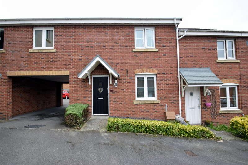3 Bedrooms Terraced House for sale in 31 Longacres, Brackla, Bridgend, Bridgend County Borough, CF31 2DD