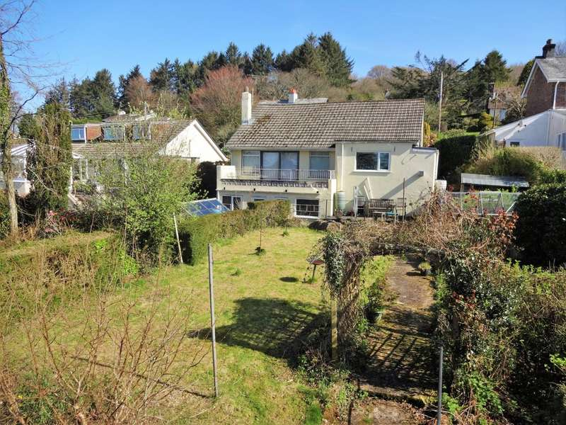 3 Bedrooms Detached Bungalow for sale in Shaugh Prior, Plymouth, Devon