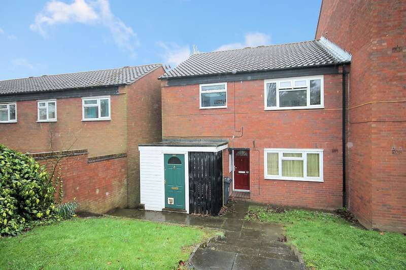 2 Bedrooms Maisonette Flat for sale in Carlcroft, Wilnecote, Tamworth, B77 4DW
