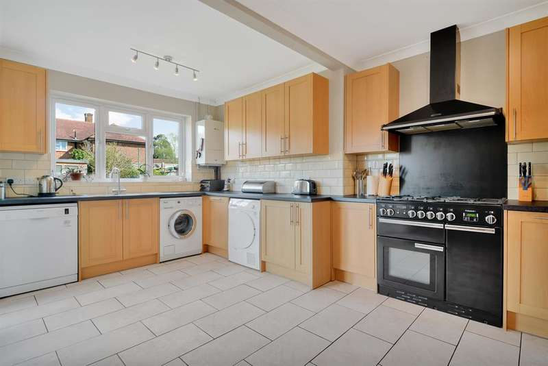 2 Bedrooms House for sale in Taynton Drive, Merstham RH1 3PX
