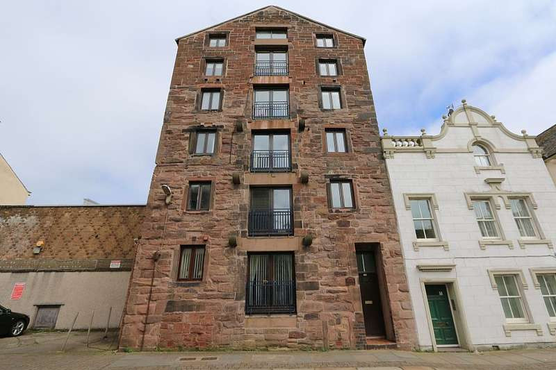 1 Bedroom Flat for sale in Flat 10, Roper Court, Roper Street, Whitehaven, Cumbria, CA28 7BS