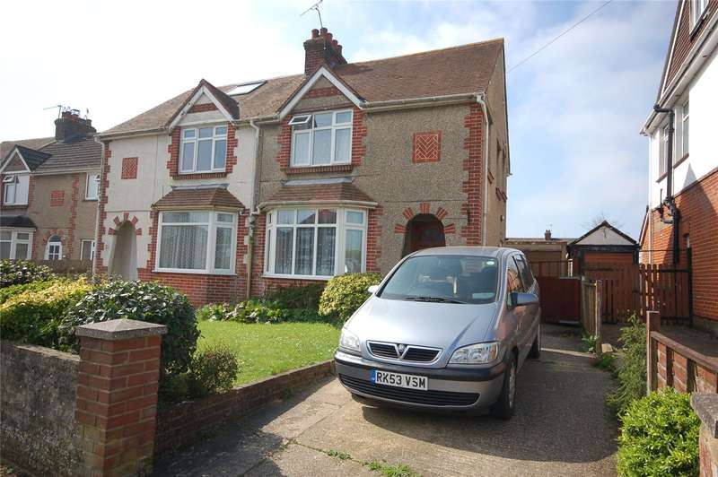3 Bedrooms Semi Detached House for sale in Devizes Road, Salisbury, Wiltshire, SP2