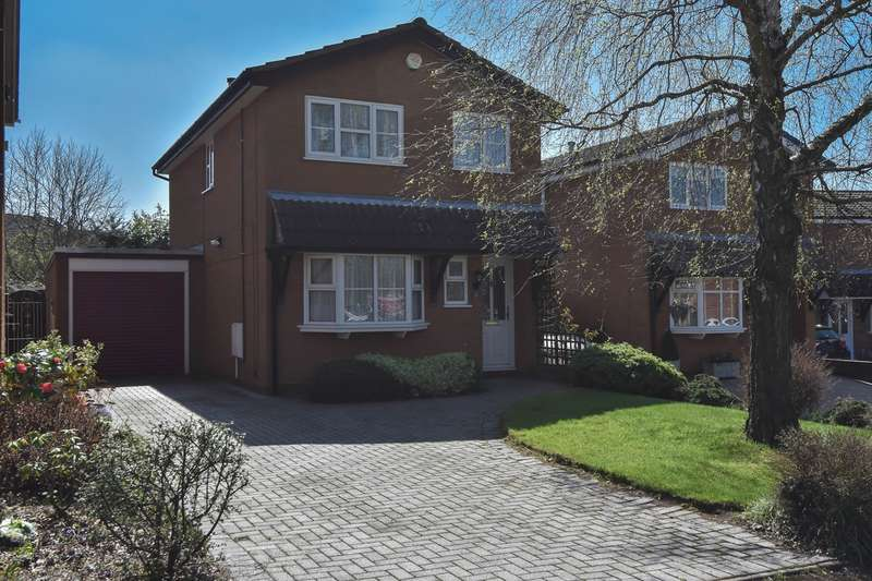 3 Bedrooms Detached House for sale in Beaumont Lawns, Marlbrook, Bromsgrove, B60