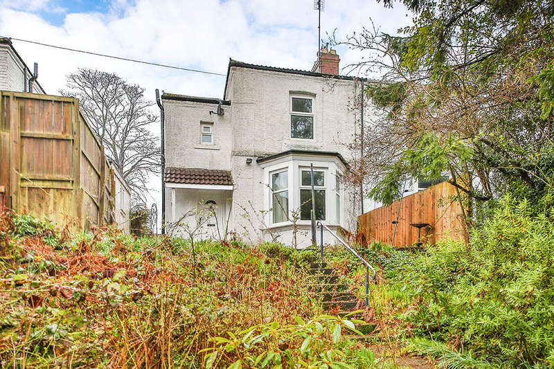 3 Bedrooms Semi Detached House for sale in Northumberland Villas, Wallsend, NE28