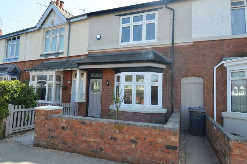 4 Bedrooms Terraced House for sale in Taylor Road, Kings Heath , Birmingham, B13