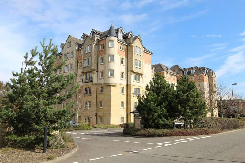 2 Bedrooms Flat for sale in Eagles View, Livingston, EH54