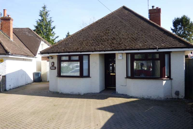 3 Bedrooms Detached Bungalow for sale in Woodwaye, Woodley